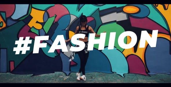 040时尚视频促销宣传Pr模版,Fashion Promo