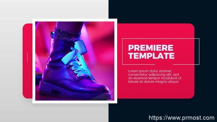 059公司企业视频宣传Pr模版,Attract Corporate Promo