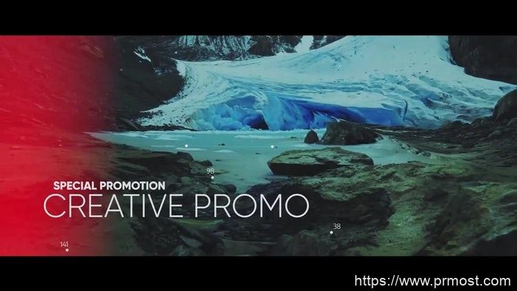 065电影级图文视频包装Pr模版,Cinematic Promo