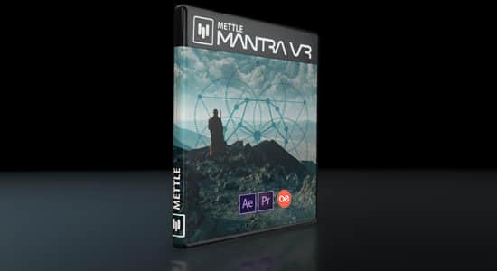AE/PR插件-虚拟现实VR插件 Mettle Mantra VR v1.27 Win/Mac破解版