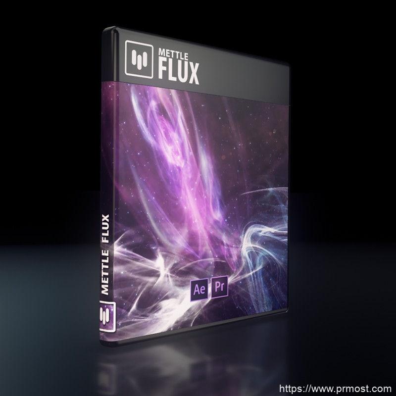 AE/PR插件–抽象梦幻背景生成器 Mettle Flux v1.11 Win/Mac + 使用教程