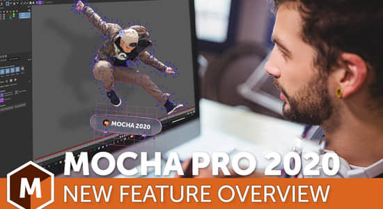 Ae/Pr插件-专业摄像机反求跟踪插件 Mocha Pro 2020 v7.0.0 Build 509 Adobe Win破解版
