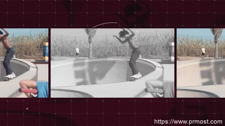 105快闪视频开场Pr模版,Hip-Hop Opener