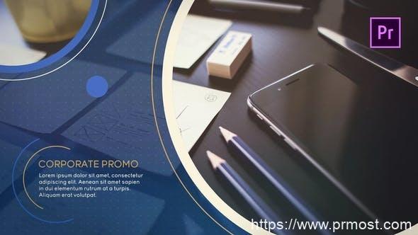 305企业公司宣传视频Pr模版,Corporate Promo