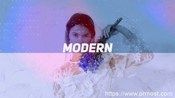 308现代时尚视频宣传Pr模版,Modern Fashion Promo