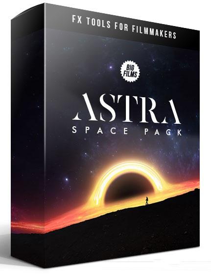 130个科幻壮丽星云太空黑洞行星地球陨石4K图片视频特效动画合成素材 Big Films-ASTRA-Space Pack