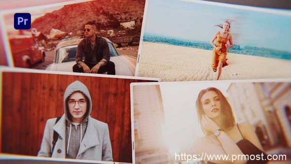 882-PR预设梦幻美好回忆照片相册片头,Elegant Photo Slideshow 31973519